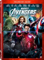 Avengers BDDVD