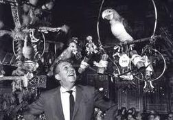 Enchanted Tiki Room and Walt Disney