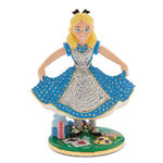 Alice in Wonderland Figurine by Arribas