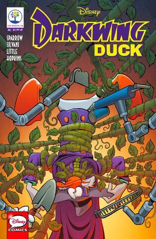 File:Darkwing Duck JoeBooks 8 cover.jpg