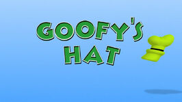Goofy's hat title