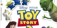 Toy Story 3: Ultimate Sticker Book