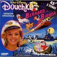 Douchka-Bernard-Et-Bianca-45-Tours-276309480 ML