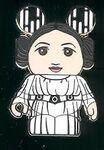 Princess Leia Pin