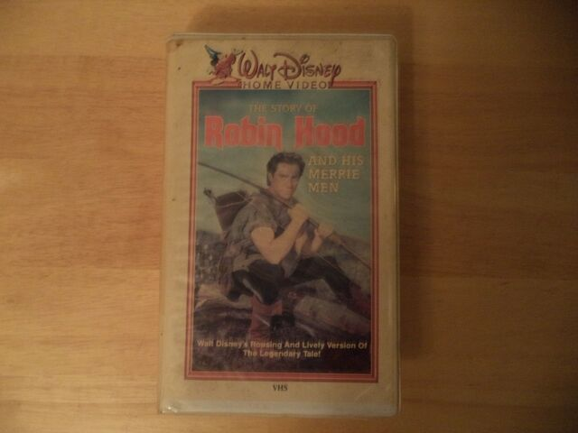 File:The Story of Robin Hood and His Merrie Men 1980s VHS.JPG
