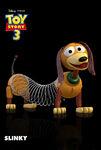 Toy Story 3 - Slinky - Poster 2