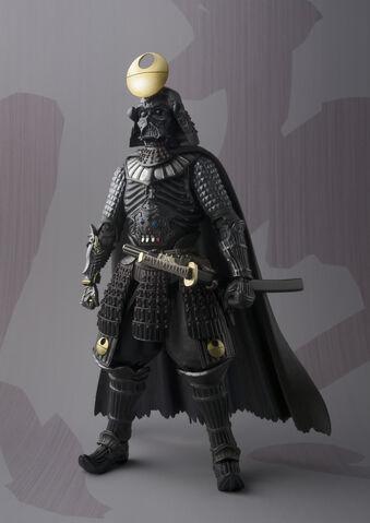 File:Daisho Darth Vader Samurai figure 01.jpg