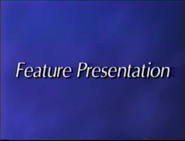 Jim Henson Video Feature Presentation logo