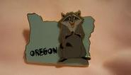Oregon Pin