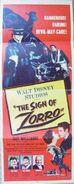 Williams Zorro insert-movie-poster