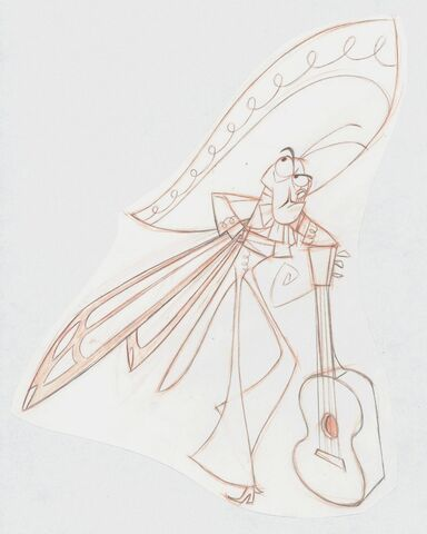 File:Mariachi Drawing 2.jpg