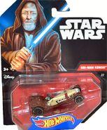 Obi Wan Hot Wheels