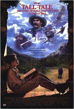 Tall tale poster