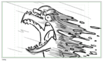 The Battle for Mewni storyboard 8