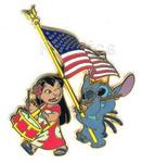 DLR - Mickey's All American Pin Trading Festival - (Lilo & Stitch) Surprise Release