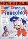 Pinocchio sheet music