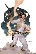 Princess Leia 1 Cover