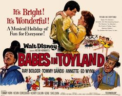 Babe in Toyland Movie Poster