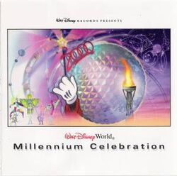 WaltDisneyWorldMillenniumCelebration
