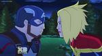 Captain America n Captain Marvel AUR