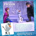 Frozen Fun Facts Promotion 1