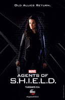 Lady Sif Return AOS Poster