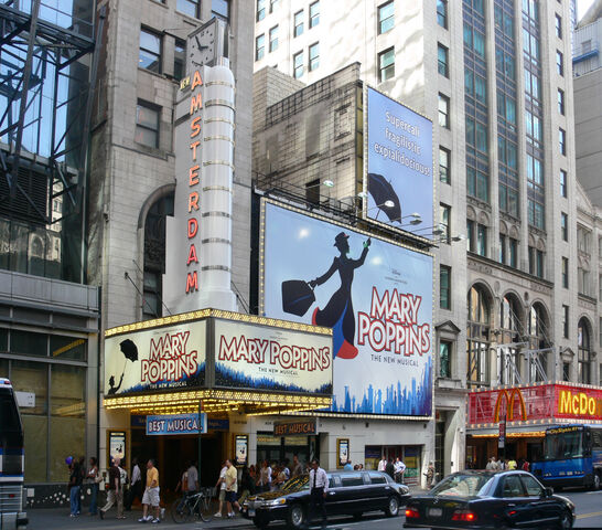 File:New Amsterdam Theatre Mary Poppins 2007 NYC.jpg