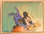 Disney's Mickey Mouse - Symphony Hour - Storyboard - 11 - Detail