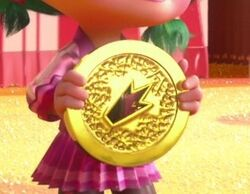 Gold Coin Wreck it Ralph