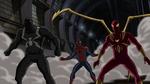 Spider-Man Agent Venom Iron Spider USMWW 2