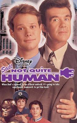 File:Disney's Still Not Quite Human - VHS Cover.jpg