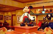 Figaro's Clothiers Mickey