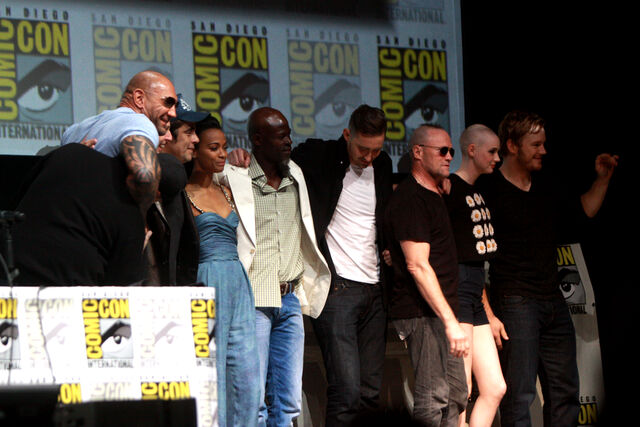 File:Guardians of the Galaxy cast by Gage Skidmore.jpg