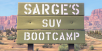 Sarge's SUV Boot Camp