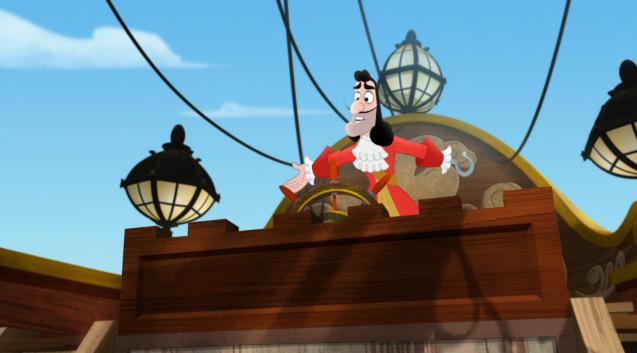 File:Captain Hook without his hat-1-.png