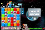 Finish level - part 3