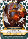Mauricewoodchopper