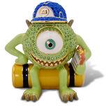 Limited Edition Monsters, Inc. Jeweled Figurine by Arribas - Mike Wazowski