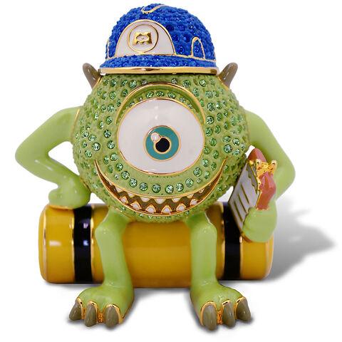 File:Limited Edition Monsters, Inc. Jeweled Figurine by Arribas - Mike Wazowski.jpg