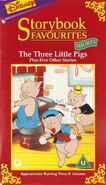 Storybook favourites the three little pigs