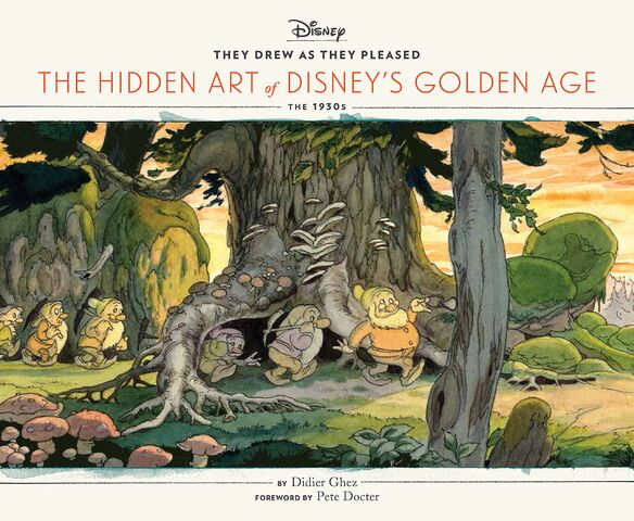 File:They Drew as They Pleased- The Hidden Art of Disney's Golden Age.jpg