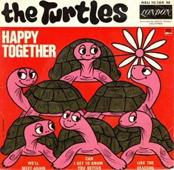 Turtles happytogether single