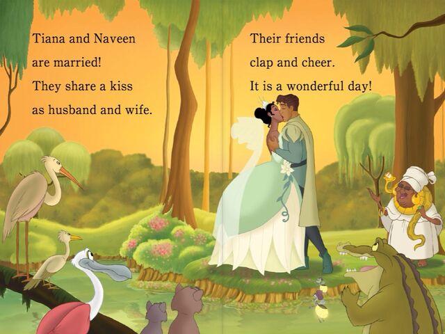 File:Disney Princess - Beautiful Brides - Tiana (1).jpg