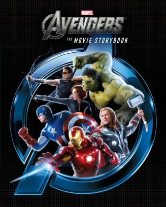 File:The Avengers Movie Storybook Cover.jpg