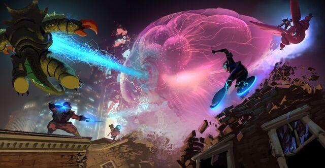 File:Cool Big Hero 6 Action Concept Art.jpg