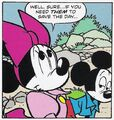 Minnie mouse comic 7