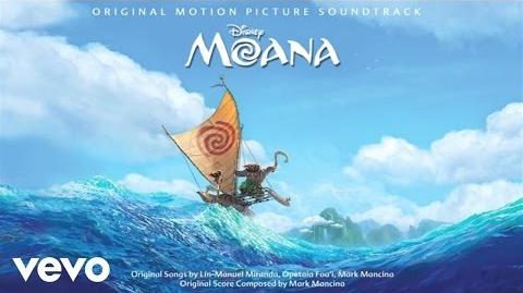 "You're Welcome (From ""Moana"" Jordan Fisher Lin-Manuel Miranda Version Audio Only)"
