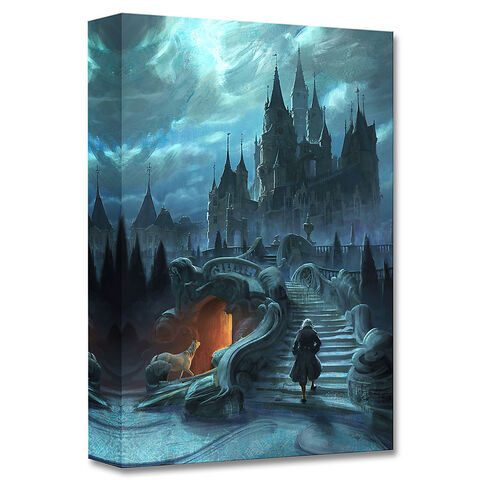 File:''Castle Exterior Approach'' Limited Edition Giclée - Beauty and the Beast - Live Action Film.jpg