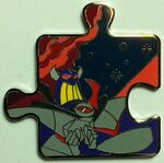 Pixar Character Connection Puzzle - Emperor Zurg (Chaser)