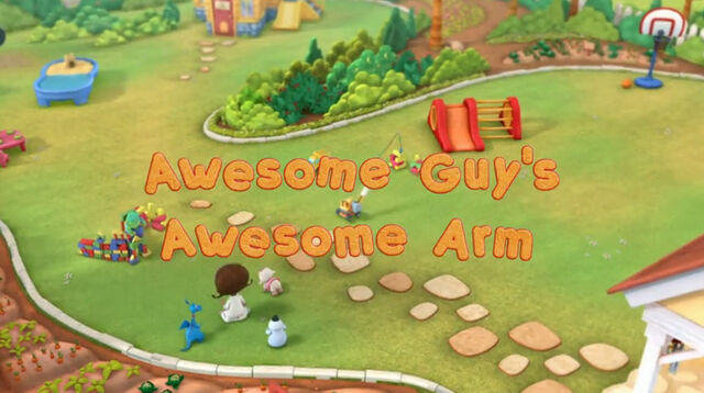 File:Awesome Guy's Awesome Arm.jpg